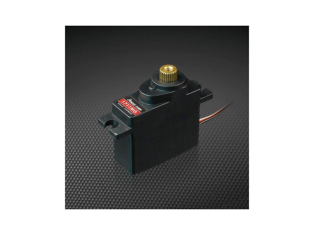 *Power HD Servo 1711MG 17,5g/0,11s/3,5kg (Analogové)
