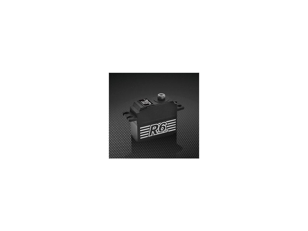 Power HD Servo R6 28,5g/0,08s/7,5kg (Digitální, HV)