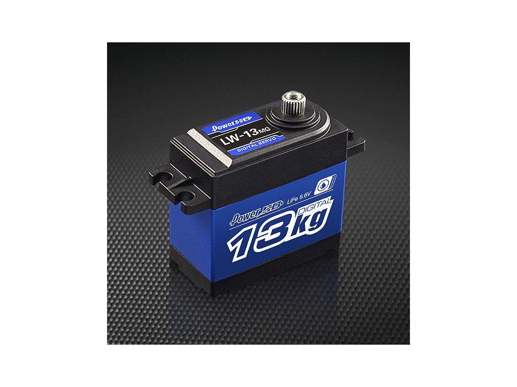Power HD Servo LW13MG 60g/0,12s/13kg (Digitální, vodotěsné)
