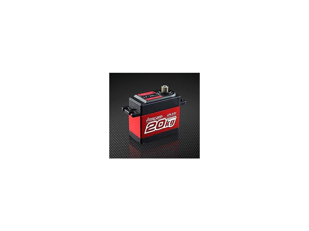 Power HD Servo LF20MG 60g/0,16s/20kg (Digitální)