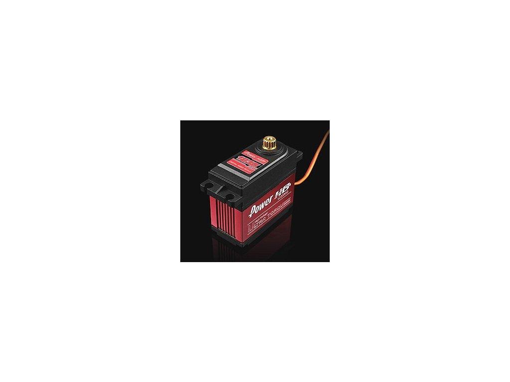 Power HD Servo 1235MG 165g/0,18s/40kg (Digitální, HV)