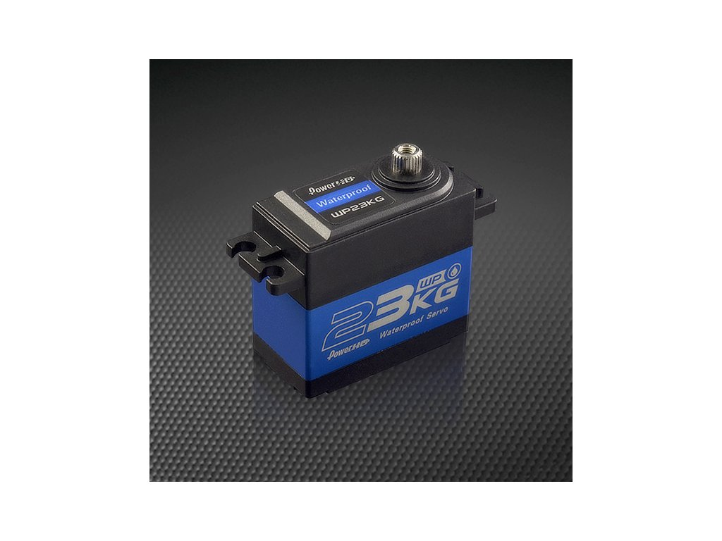 Power HD Servo WP23KG 76g/0,12s/23kg (Digitální, vodotěsné)