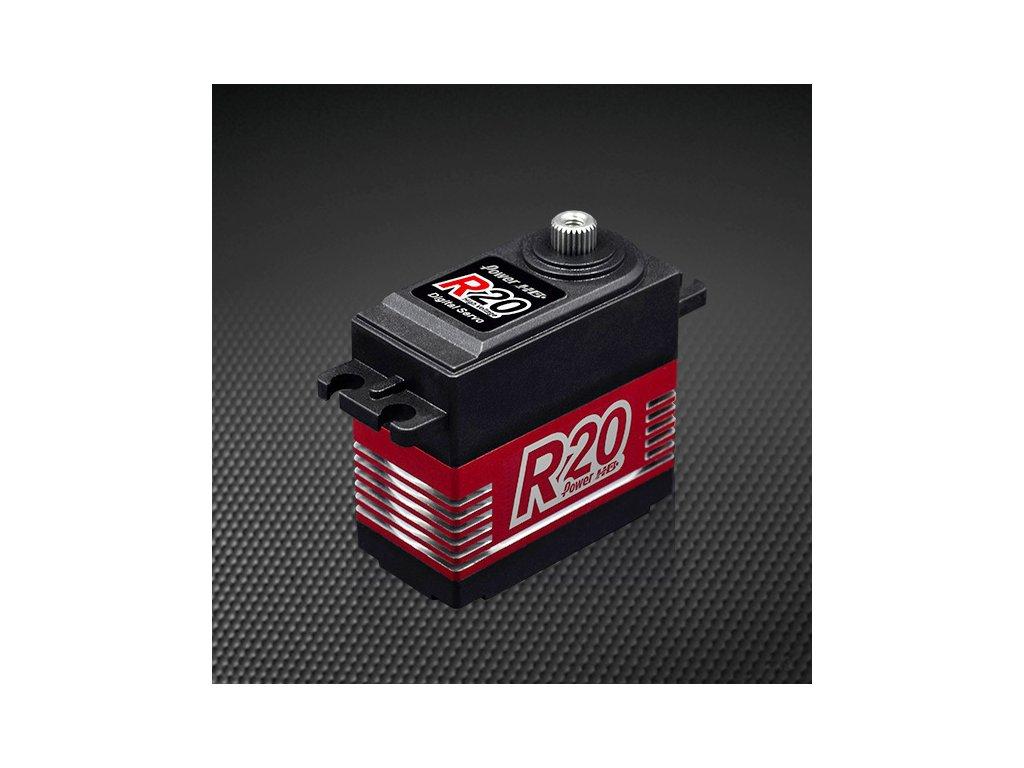 Power HD Servo R20 60g/0,085s/20kg (Digitální, HV)