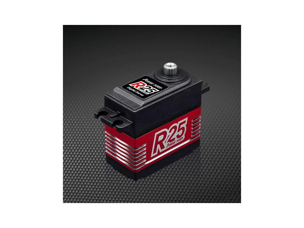 Power HD Servo R25 70g/0,16s/25kg (Digitální, HV)