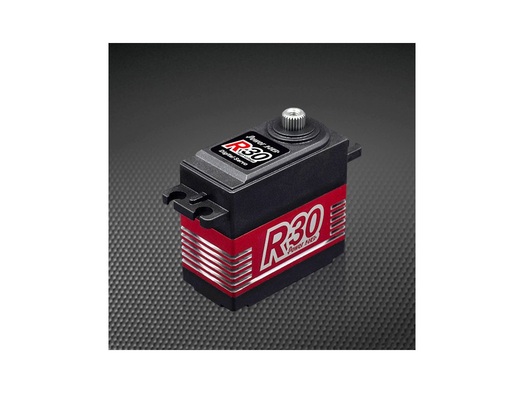 Power HD Servo R30 70g/0,16s/30kg (Digitální, HV)