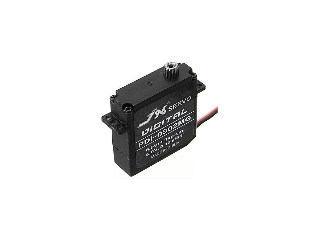 JX Servo PDI-0902MG 9,4g/0,1s/1,9kg (Digitální)