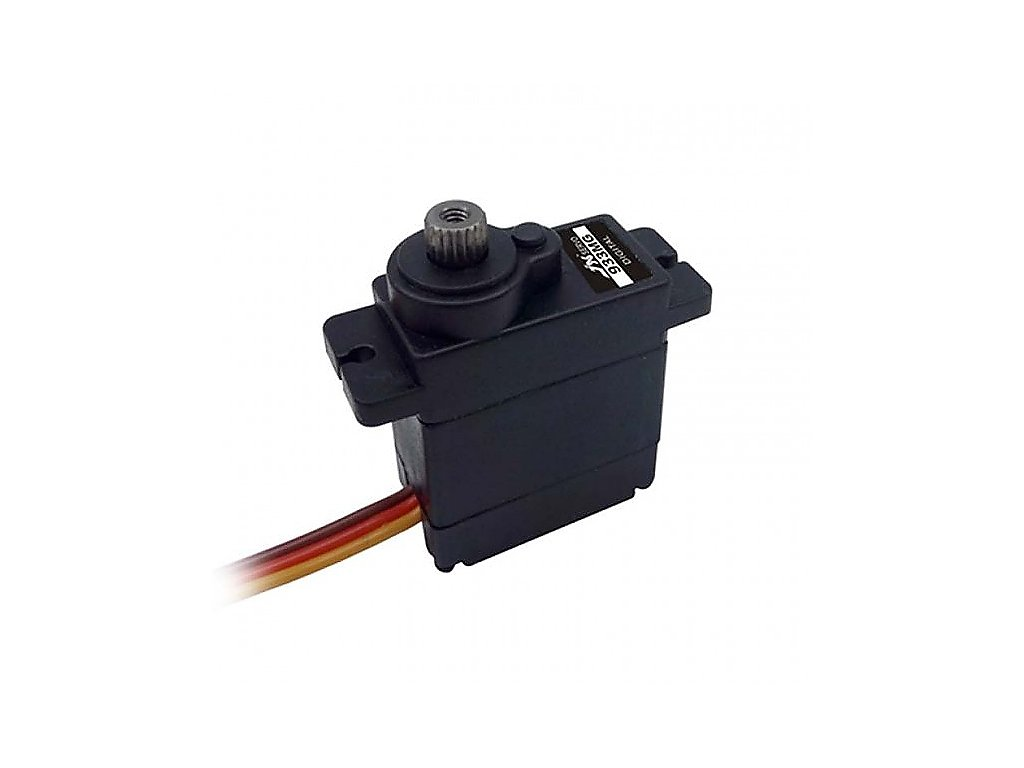 JX Servo PDI-933MG 12g/0,1s/3,6kg (Digitální)