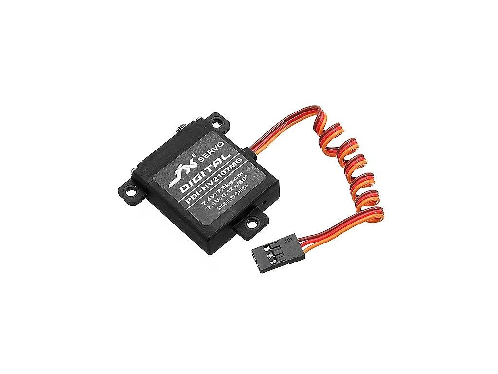 JX Servo PDI-HV2107MG 21g/0,12s/8kg (Slim, digitální)