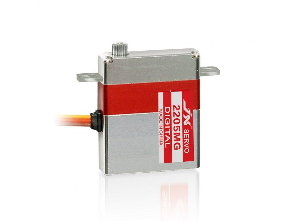 *JX Servo PDI-2205MG 22,5g/0,11s/5,56kg (Slim, digitální)