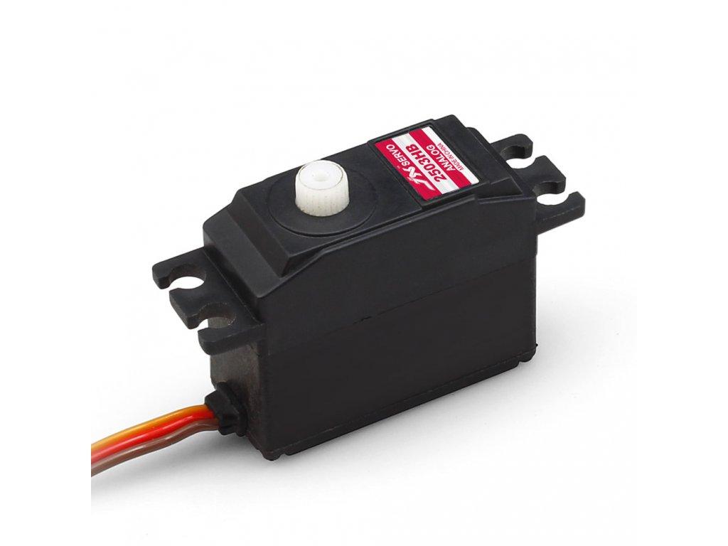 JX Servo PS-2503HB 25g/0,10s/3,4kg (Analogové)