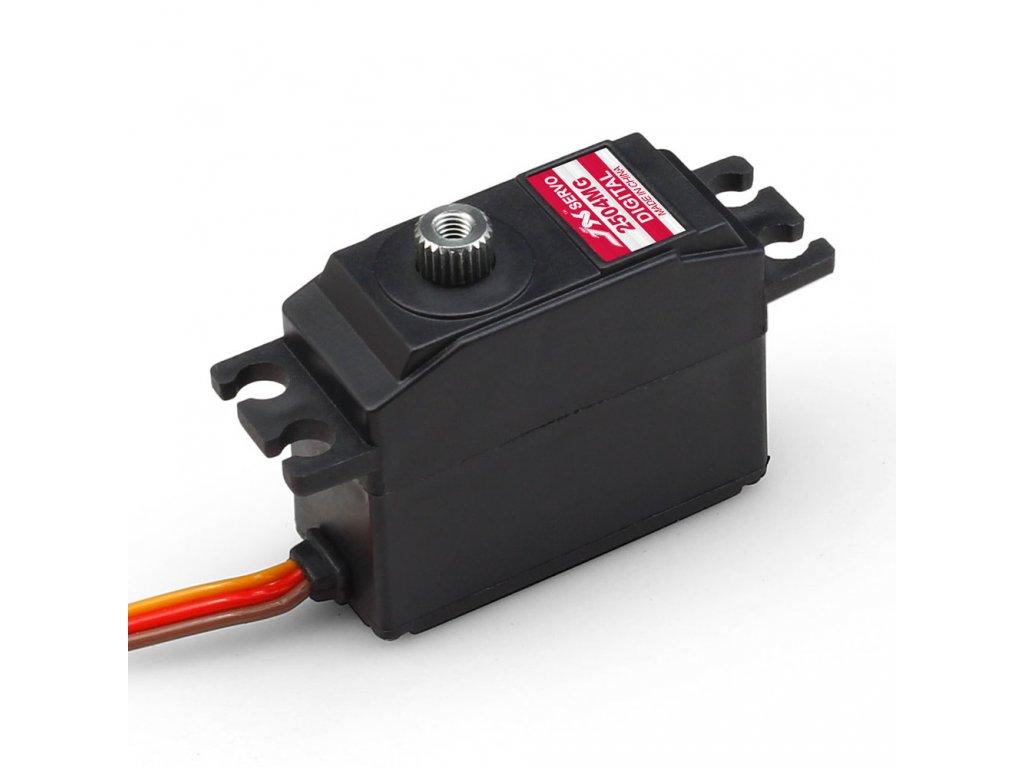 JX Servo PDI-2504MG 25g/0,10s/4,6kg (Digitální)