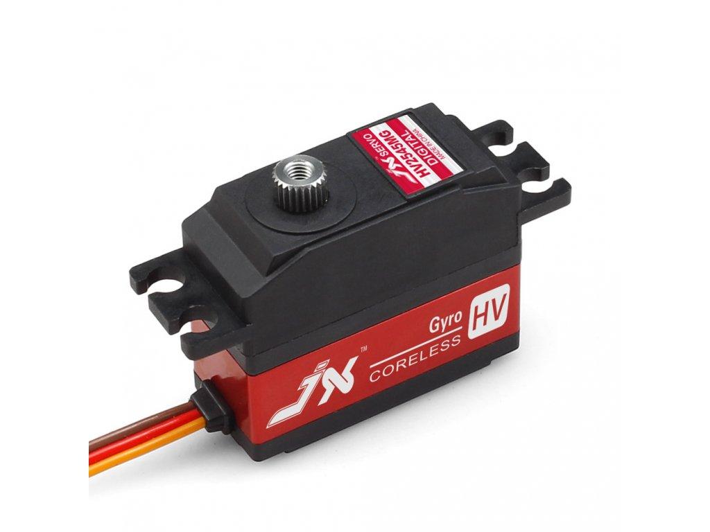 JX Servo PDI-HV2546MG 26g/0,1s/6,6kg (Digitální)