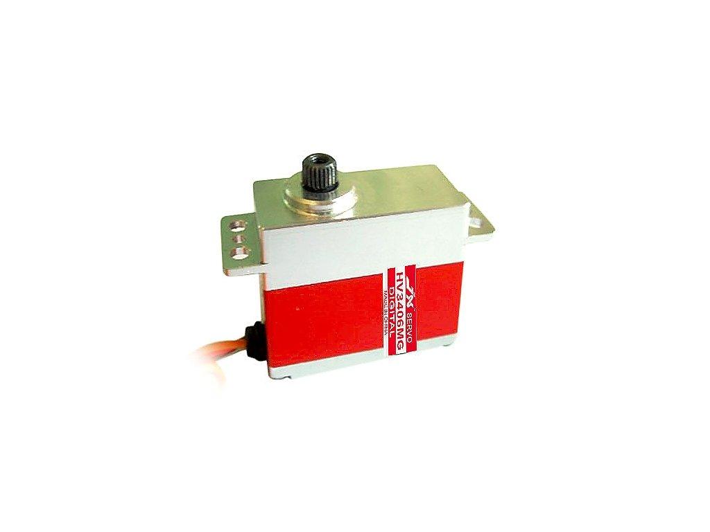 *JX Servo PDI-HV3406MG 34g/0,05s/6,25kg (Digitální)