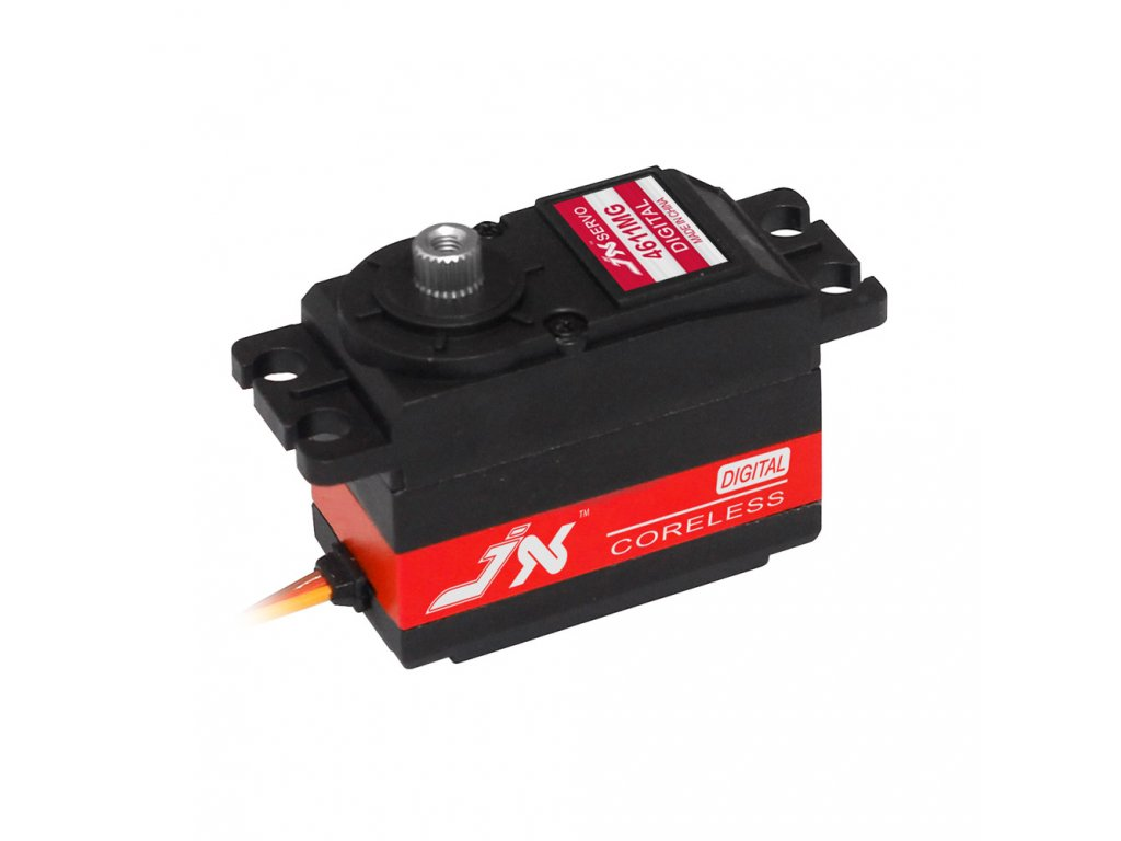 JX Servo PDI-4611MG 46g/0,12s/12,1kg (Digitální)