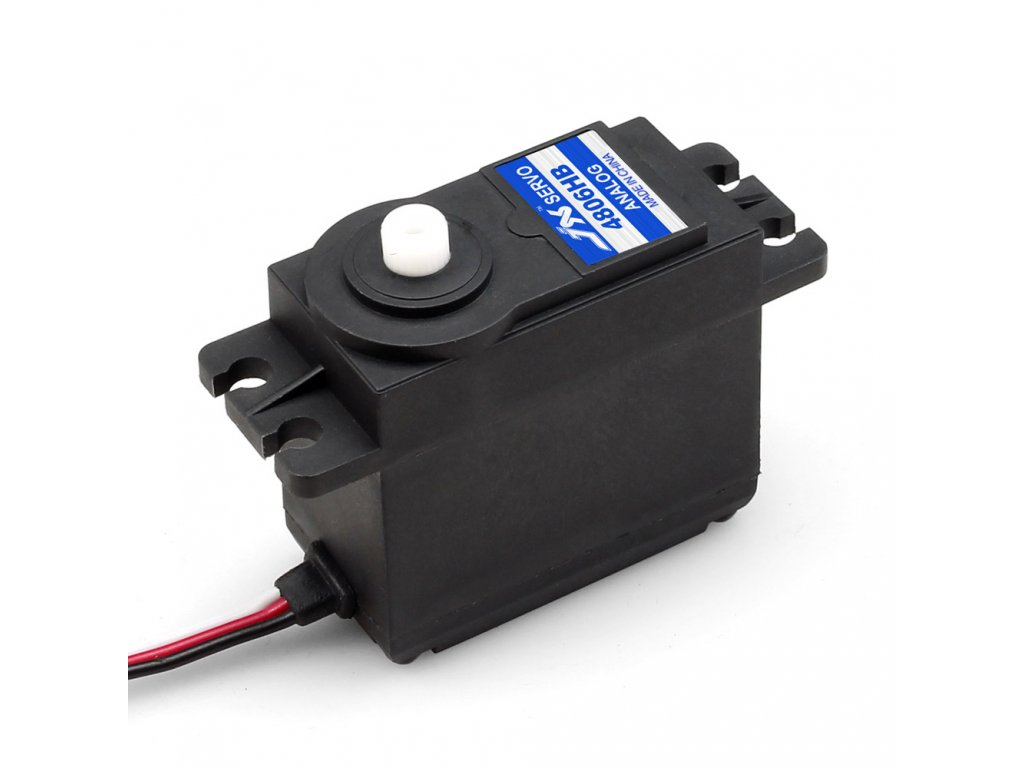JX Servo PS-4806HB 48g/0,12s/6,3kg (Analogové)