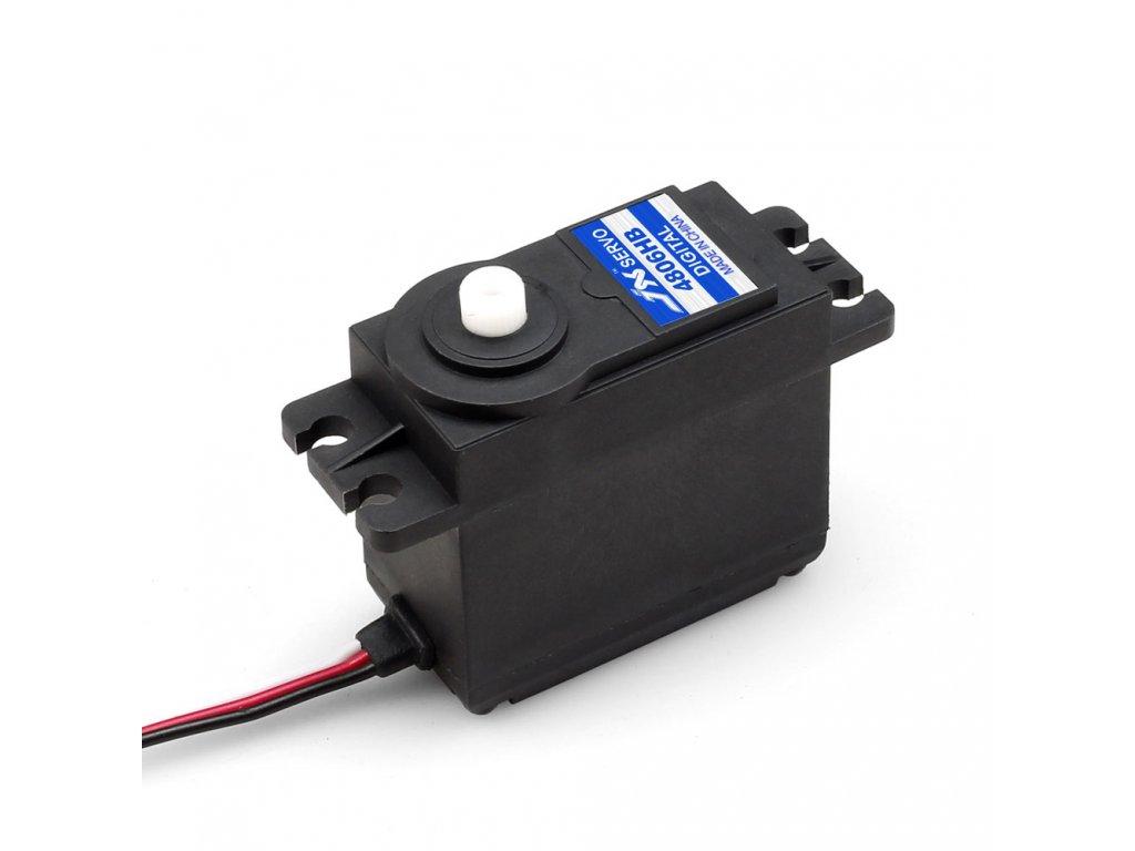 JX Servo PDI-4806HB 48g/0,12s/6,3kg (Digitální)