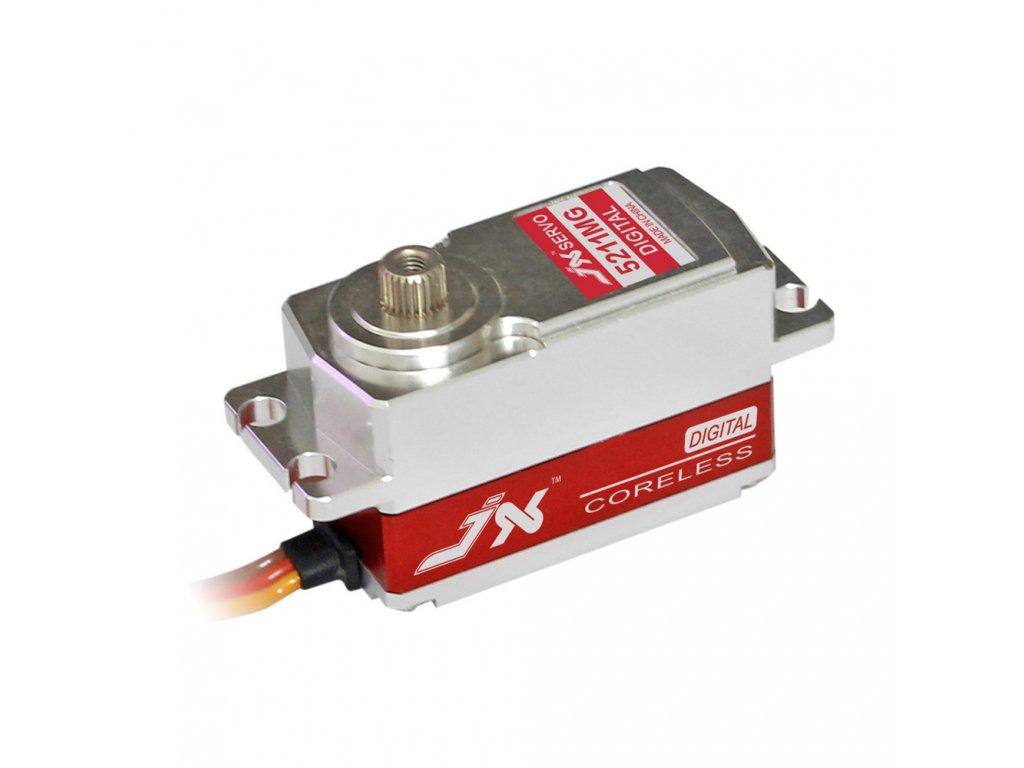*JX Servo PDI-5211MG 52g/0,08s/9,5kg (Nízké, digitální)