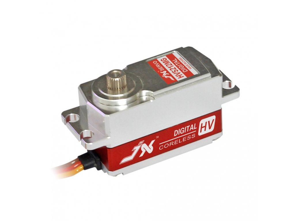 JX Servo PDI HV5212MG 52g/0,07s/11,85kg (Digitální, nízké)