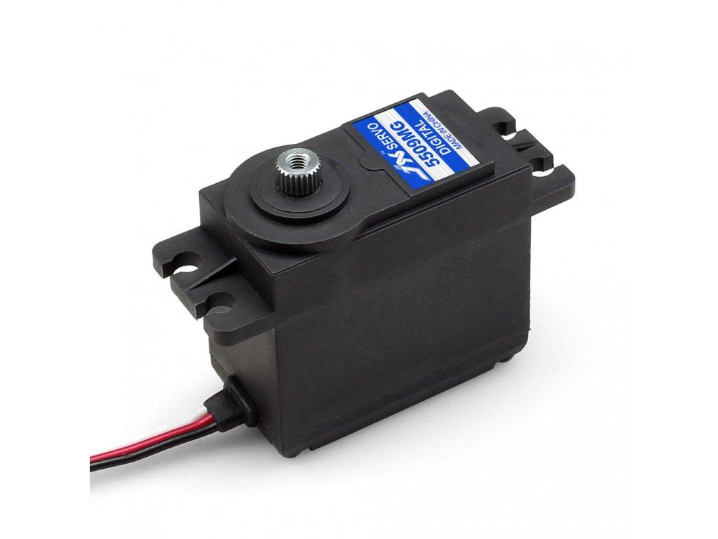 JX Servo PS-5509MG 55g/0,13s/9,4kg (Analogové)