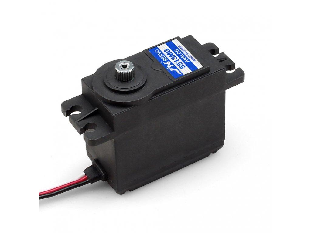 JX Servo PS-5513MG 55g/0,18s/13,5kg (Analogové)