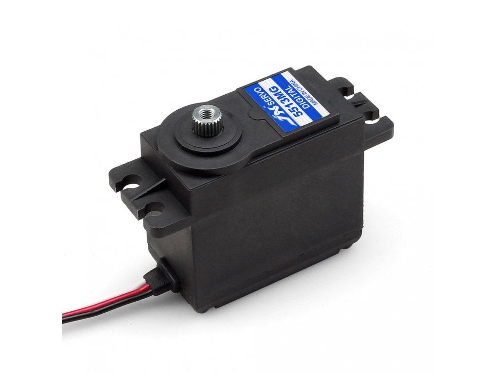 JX Servo PDI-5513MG 55g/0,18s/13,5kg (Digitální)