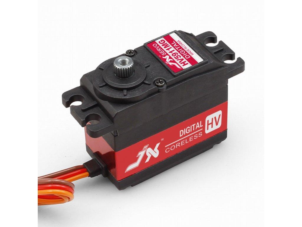 JX Servo PDI-HV5911MG 59g/0,07s/11,25kg (Digitální)