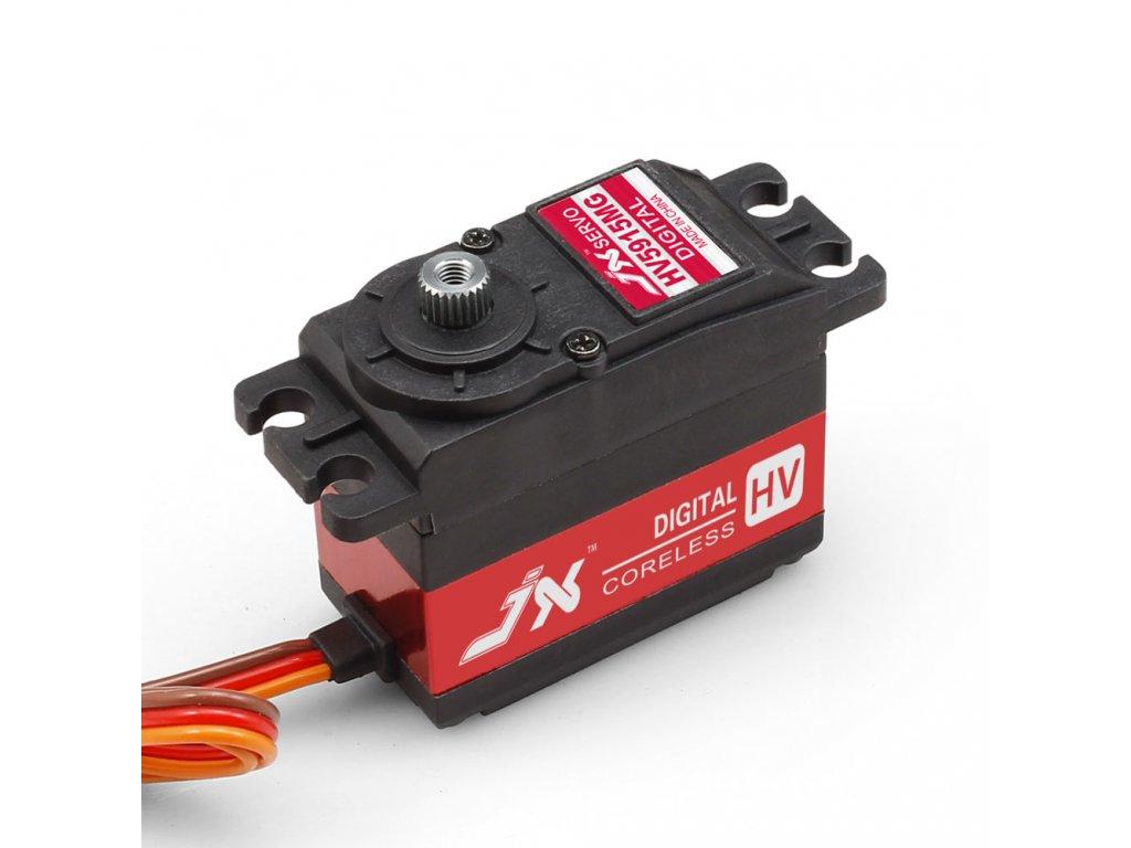 JX Servo PDI-HV5915MG 59g/0,09s/15,83kg (Digitální)