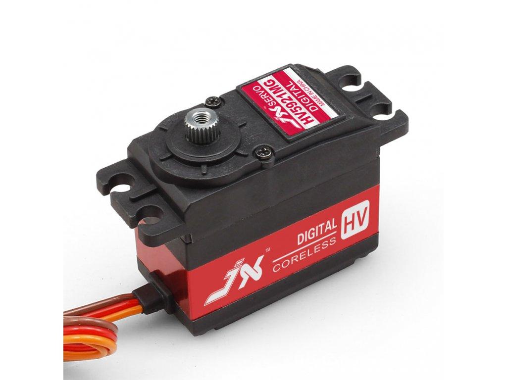JX Servo PDI-HV5921MG 59g/0,12s/20,32kg (Digitální)