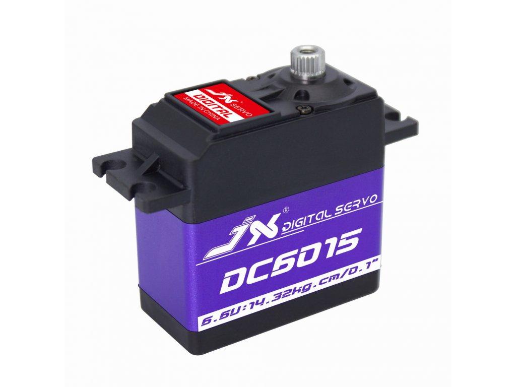 JX Servo DC6015MG 60g/0,10s/15kg (Digitální)