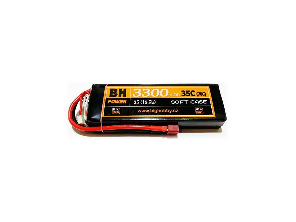 BH Power 3300 mAh 4S 35C (70C)