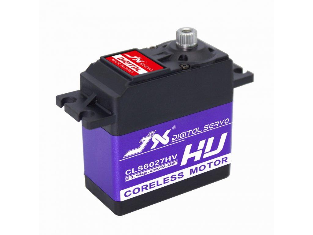 JX Servo CLS6027HV 60g/0,09s/27kg (Digitální)