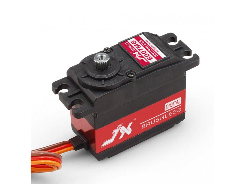 *JX Servo BLS-6007MG 60g/0,065s/5,1kg (Digitální)