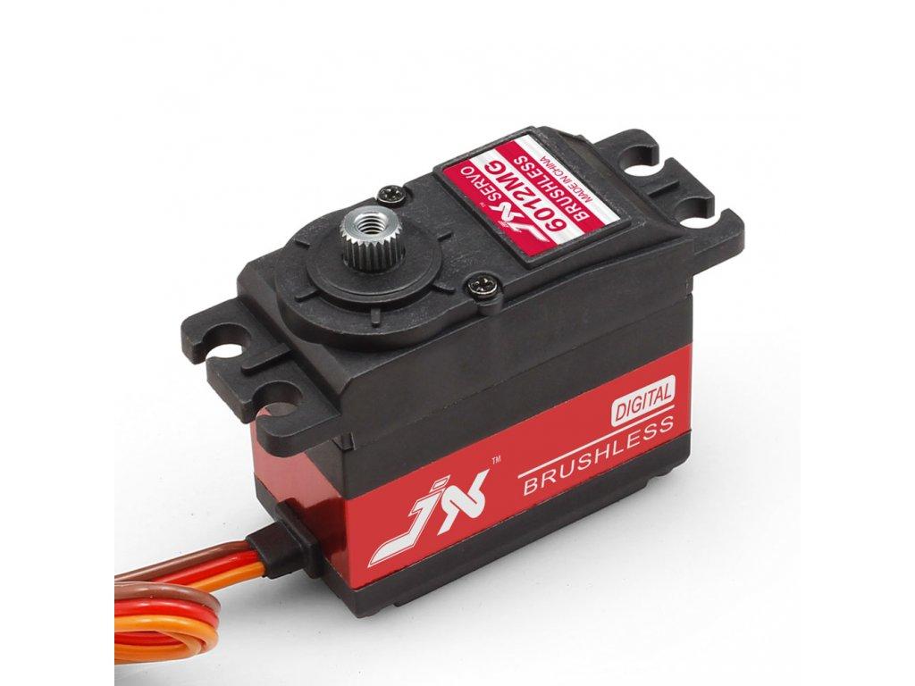 *JX Servo BLS-6012MG 60g/0,103s/13,83kg (Digitální)