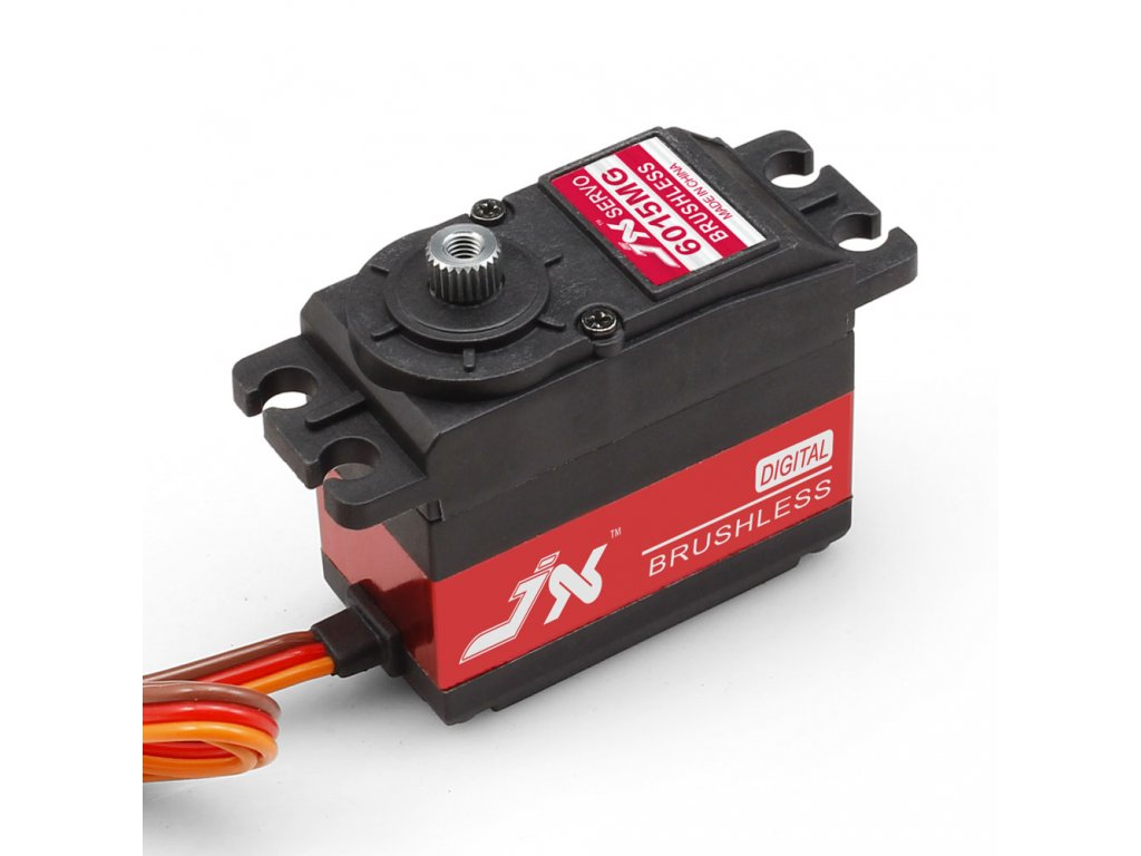 *JX Servo BLS-6015MG 60g/0,11s/16,83kg (Digitální)