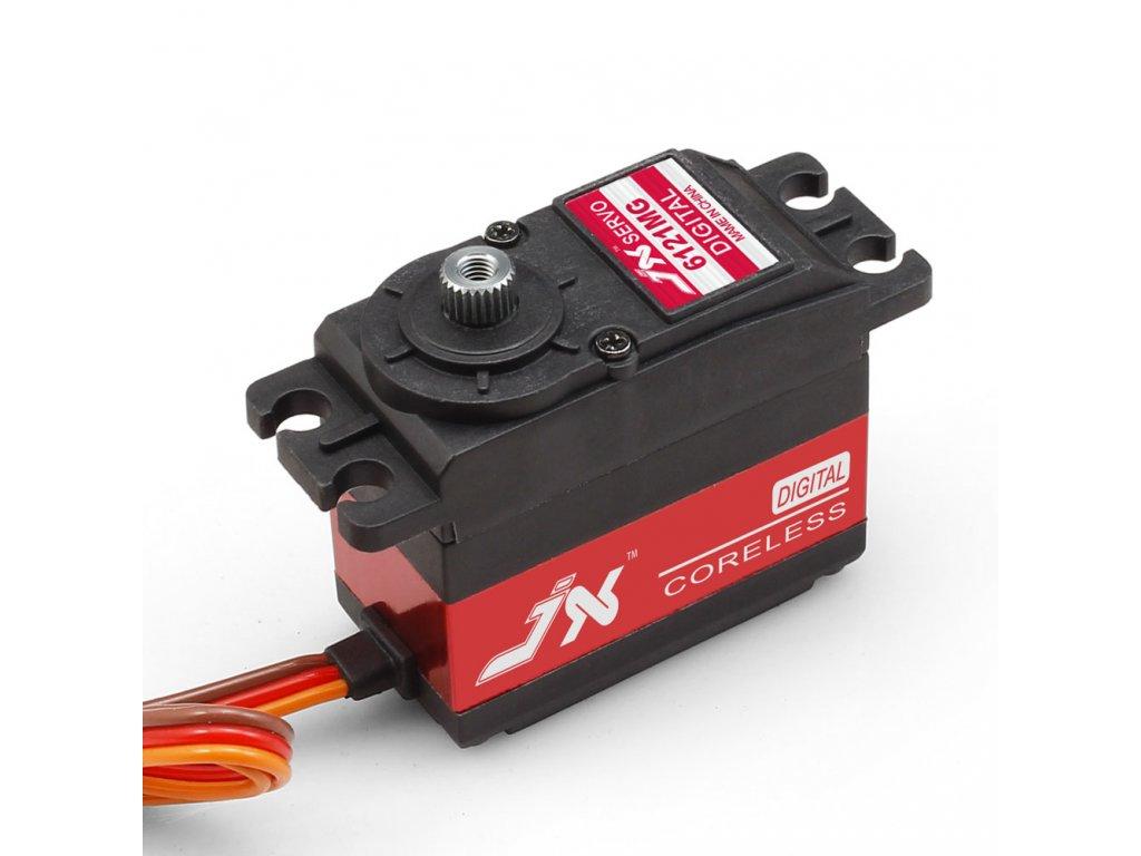 JX Servo PDI-6121MG 61g/0,13s/21kg (Digitální)