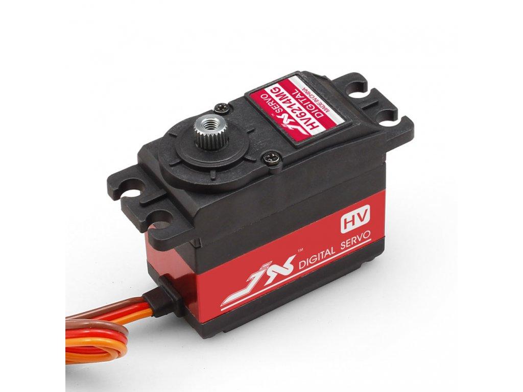 JX Servo PDI-HV6214MG 62g/0,16s/14,6kg (Digitální)