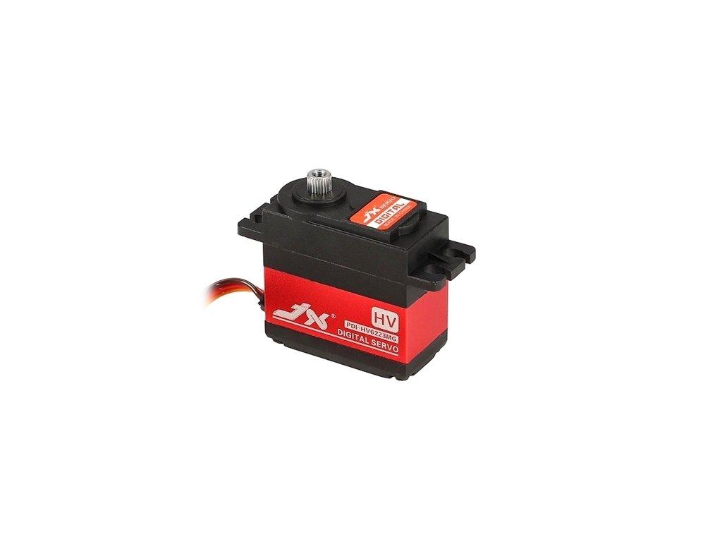 JX Servo PDI-HV6223MG 55g/0,16s/23kg (Digitální)