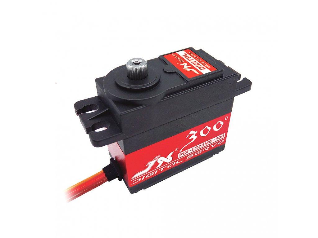 JX Servo PDI-6225MG 62g/0,21s/25kg/300° (Digitální)