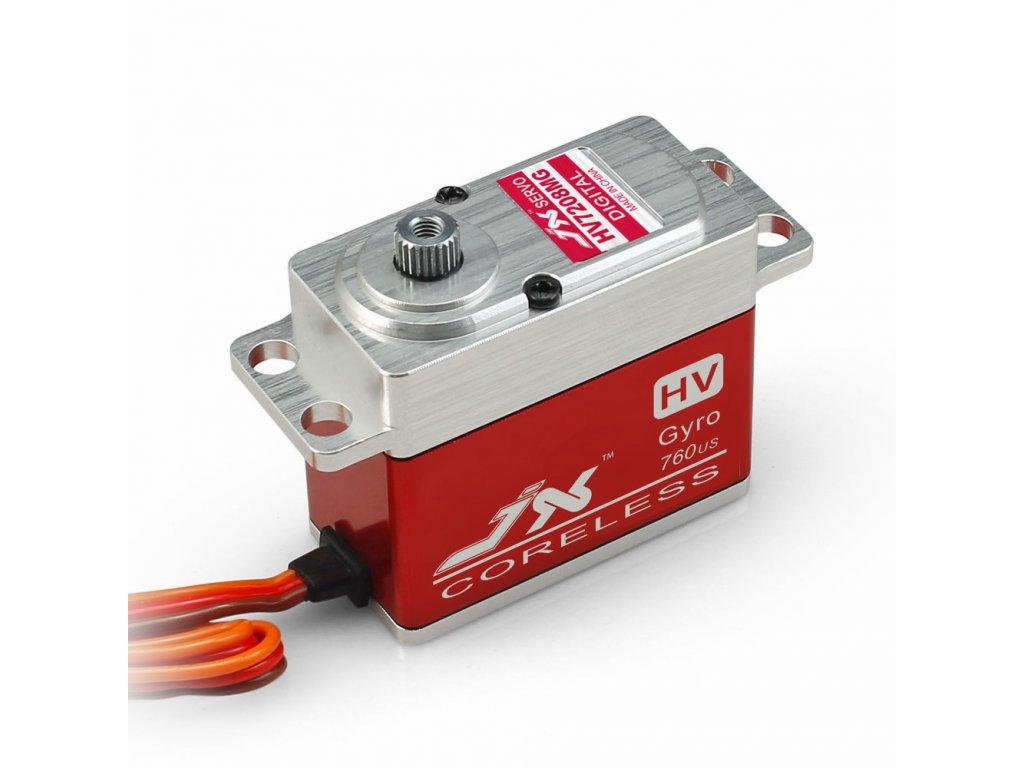 *JX Servo PDI-HV7208MG 72g/0,048s/7,22kg (Digitální)