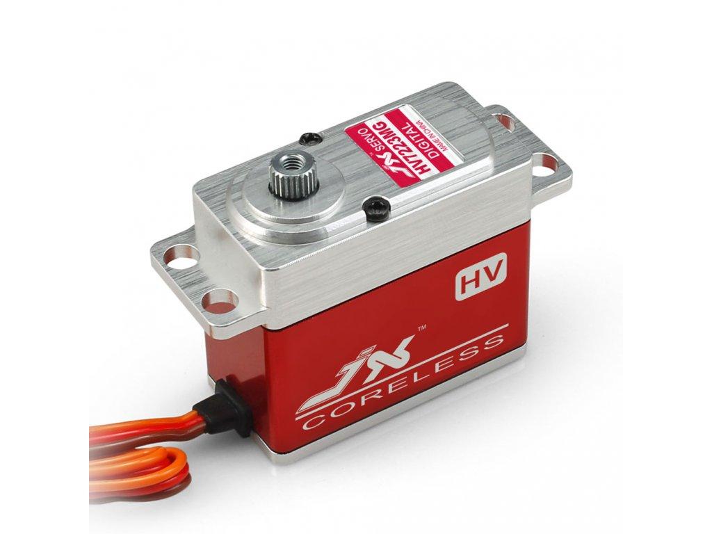 JX Servo PDI-HV7223MG 72g/0,12s/23,92kg (Digitální)