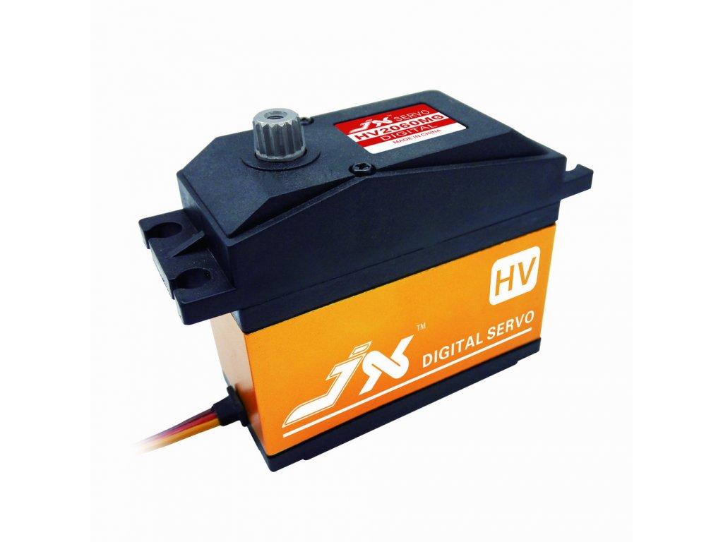 JX Servo PDI-HV2060MG 200g/0,13s/62kg (Digitální)