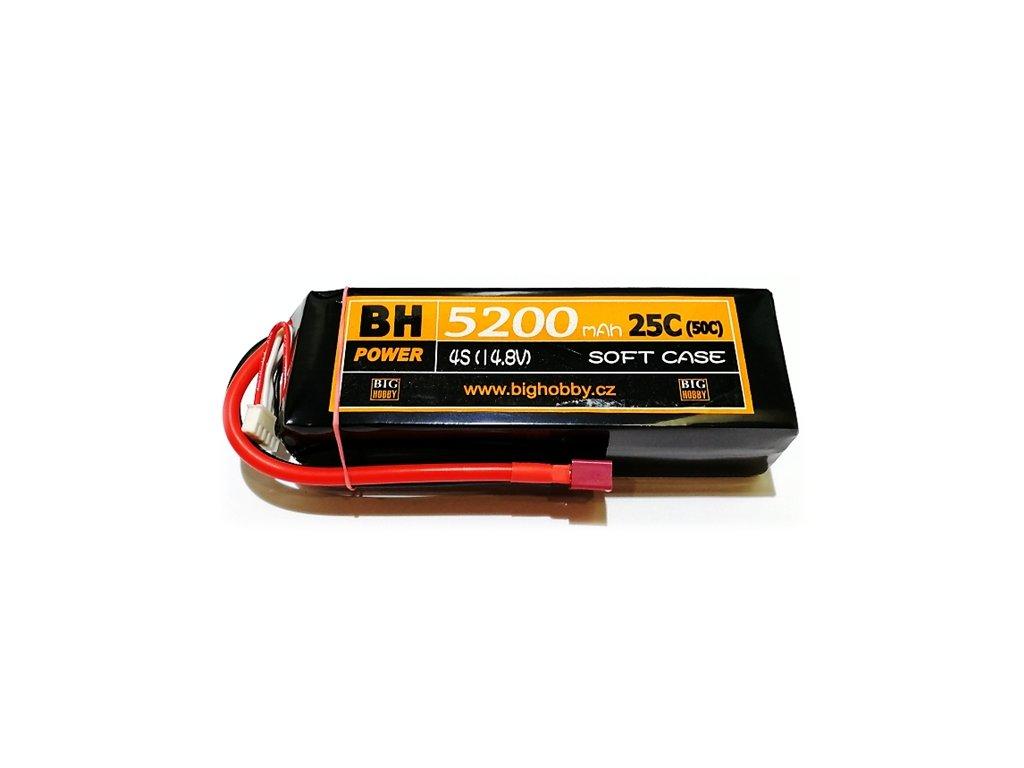 BH Power 5200 mAh 4S 25C (50C)