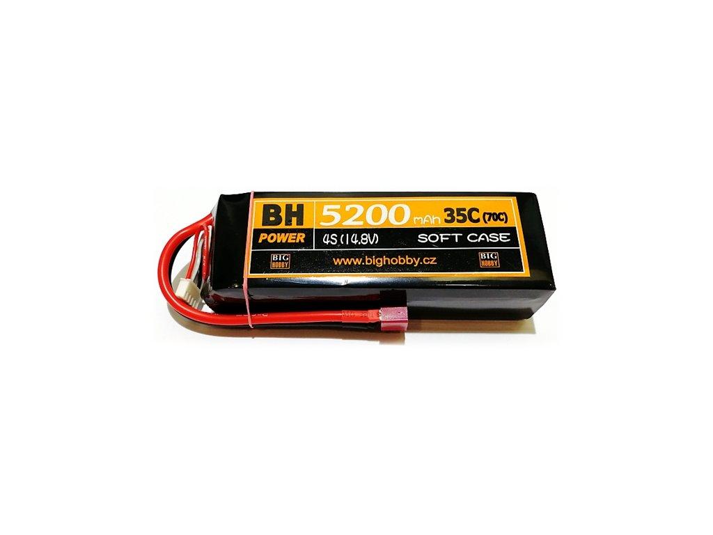 BH Power 5200 mAh 4S 35C (70C)