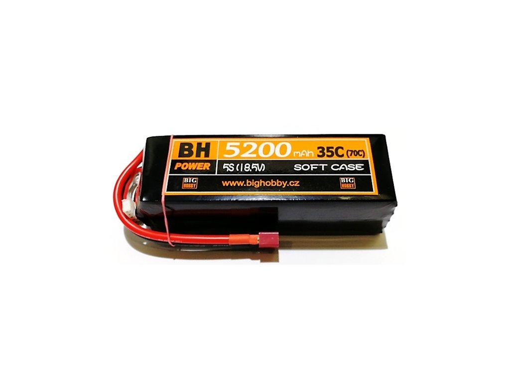 BH Power 5200 mAh 5S 35C (70C)