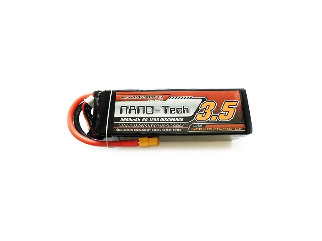 Bighobby- NANO Tech 3500mAh 6S 60C (120C)