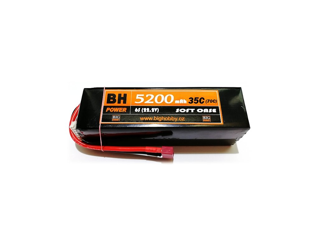 BH Power 5200 mAh 6S 35C (70C)