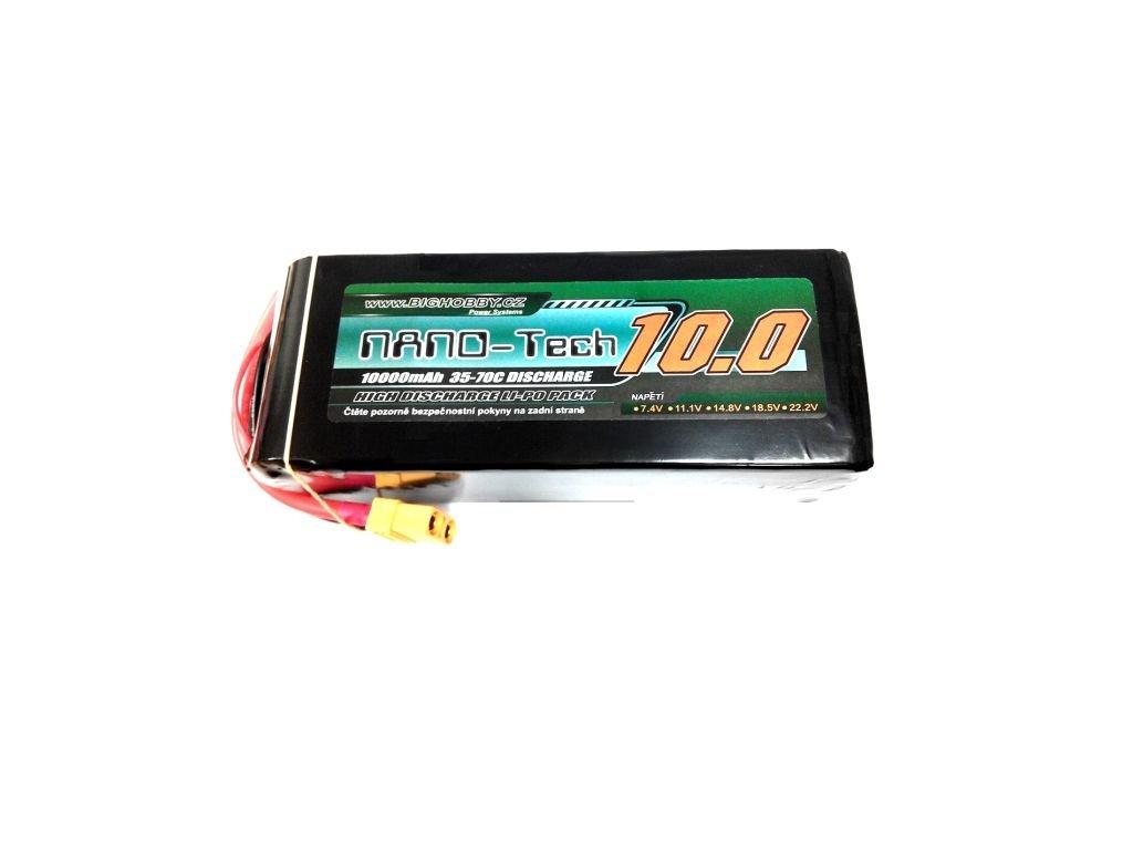 Bighobby- NANO Tech 10000mAh 6S 35C (70C)