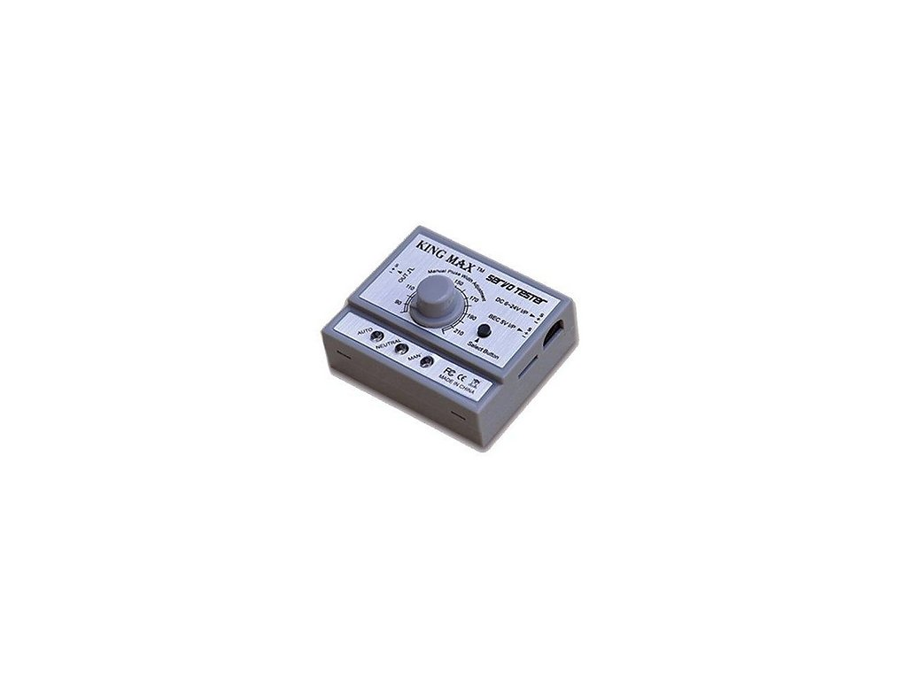 Servo Tester - Kingmax KM8008