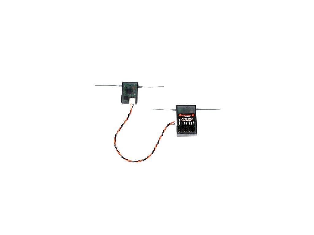 Přijímač pro DSM2 moduly - AR6200 - bazar
