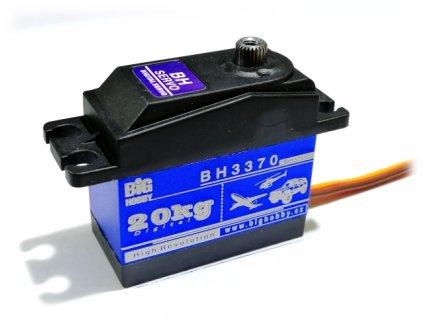 Servo BH 3370 (8.4V), 20kg,0.08s (digitální)